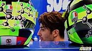 Andrea Iannone en essais à MotorLand Aragón