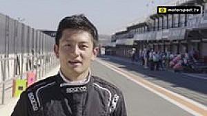 Rio Haryanto - Formula E Test - Valencia