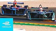 Lo mejor de los tests de Fórmula E