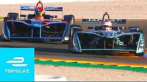 Season 5 Intel & Valencia highlights! Formula E season 4 testing (day 2)