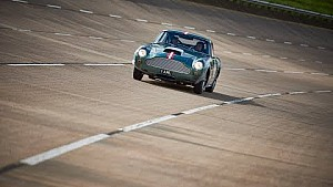 DB4 G.T. Continuation prototype testing - Millbrook Proving Ground