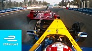Intense podium battle! Mexico city ePrix 2016 (Season 2 - Race 5) - Formula E