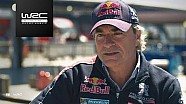 WRC - RallyRACC 2017: Leyenda del WRC Carlos Sainz