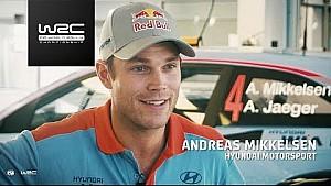 WRC 2017: Driver profile Andreas Mikkelsen