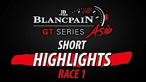 Zhejiang - Short highlights - Blancpain GT Series Asia 2017
