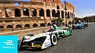Formula E Is coming to Rome in 2018!