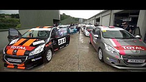 Rencontres Peugeot sport - Best of 2017 season