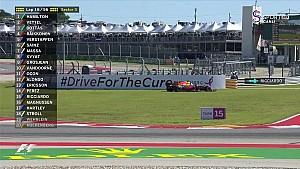 2017 Amerika GP - Ricciardo Yarış Dışı