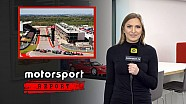 Motorsport Report: United States GP round-up