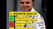 Даниил Квят и еще пять гонщиков на место гонщика Williams