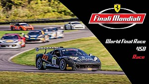 Live: World Final Race - 458