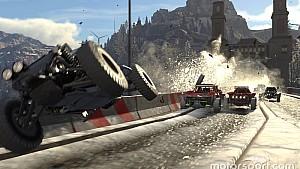 Trailer del videojuego ONRUSH