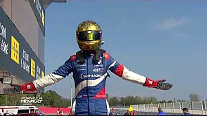 Formula Renault Eurocup : Highlights Barcelona - Race 1