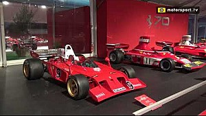Guido Schittone look back to the F1 Ferrari 312