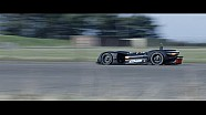 Robocar Autumn testing |  Driverless racing car testing
