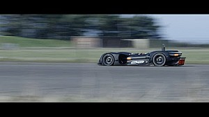 Robocar Autumn testing |  Driverless racing car testing