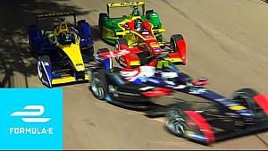 Battersea battle! London E-Prix 2016 (Season 2 - race 9) - Formula E