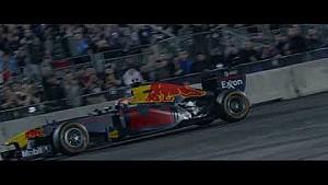 Mobil 1 en Red Bull Racing: Max Verstappen en Las Vegas