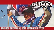 Brandon Sheppard | 2017 World of Outlaws Craftsman late model series season in review