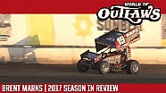 Brent Marks | 2017 World of Outlaws Craftsman sprint car series season in review