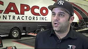 Steve Torrence gets a new car after Dallas crash