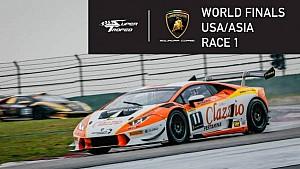 Прямой эфир: Lamborghini Super Trofeo