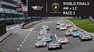 Live: World Final - AM and LC Race 2