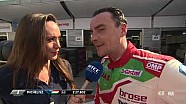 ITW Norbert Michelisz fastest in as the WTCC returns to the street of Macau