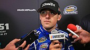 Cindric looking to 'go out on top' for Brad Keselowski racing