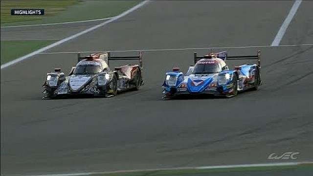 Die Highlights der WEC in Bahrain 2017