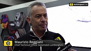 Lamborghini Super Trofeo World Final - Interview with Maurizio Reggiani