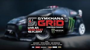 GymkhanaGRID 2017 finals - re-live