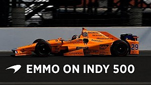 Emmo Fittipaldi | Tweevoudig Indy 500-winnaar over Alonso