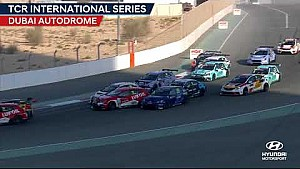 TCR International series - Dubai autodrome review - Hyundai Motorsport 2017