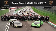 Lamborghini Super Trofeo World final 2017 highlights
