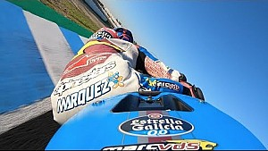 A lap of Jerez with Alex Marquez aboard the Honda RC213V