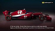 ALFA ROMEO F1 TEAM - SKIN F1 2018