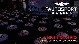 A Night of Stars: 30 Years of the Autosport Awards