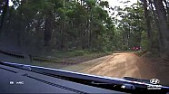 Rally Australia best of: On-board with Thierry Neuville - Hyundai Motorsport 2017