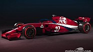AZ ALFA ROMEO F1 TEAM ÉS AMI MÖGÖTTE VAN