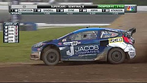 Red Bull GRC New England II: Supercar semifinal B