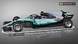 Technique - L'impact du Halo sur les F1 2018