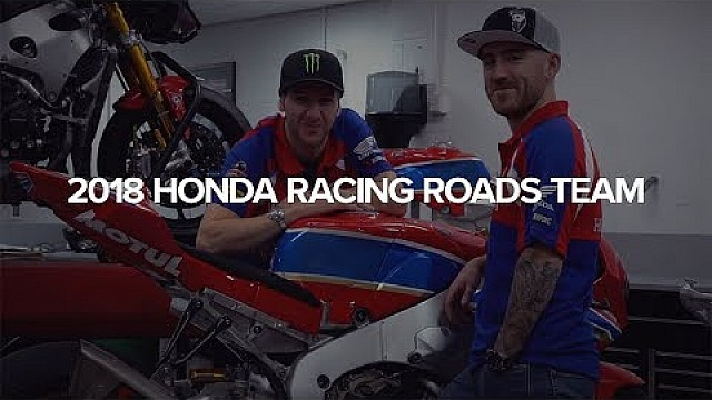 Honda Racing Roads Team 2018