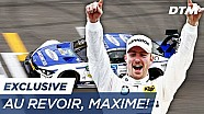 Au revoir, Maxime Martin!