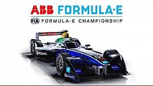Nous sommes maintenant le ABB Championnat FIA de Formula E