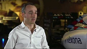 Robert Kubica llega a Williams para 2018