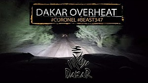 Etapa 11 del Dakar 2018, Coronel y el desierto