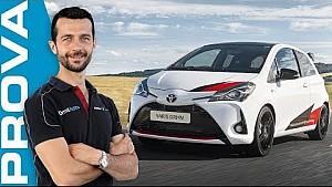Toyota Yaris GRMN | la piccola che entusiasma