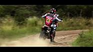 Dakar 2018, Diario de Honda