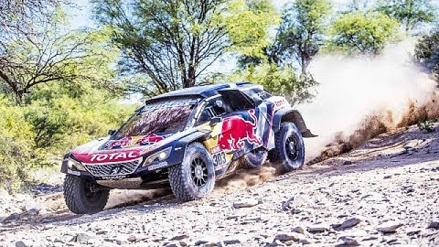 Rallye Dakar 2018: Highlights